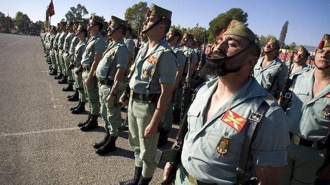 la legión española