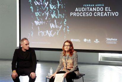 La nueva exposición de Ferran Adriá en Madrid
