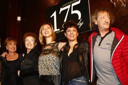 El restaurante Lhardy celebra su 175 aniversario por todo lo alto