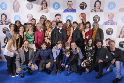 """""""La que se avecina"""" presenta su nueva temporada en Callao"""