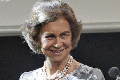 La Reina Sofía recibe el premio Steiger por su espíritu solidario