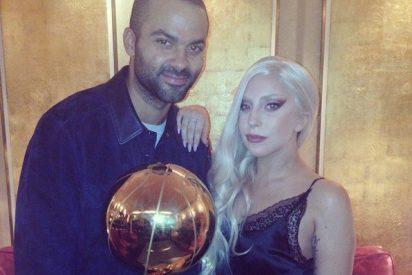 Lady Gaga y Tony Parker... ¡juntos!