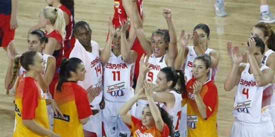 Las chicas de España llegan a la final del Mundial de baloncesto femenino por primera vez