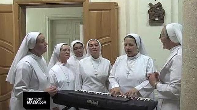 Seis monjas de Malta, a Eurovisión