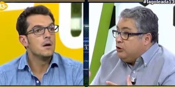 """José Joaquín Brotons 'diagnostica' a Látigo Serrano: """"Lo que te esta pasando es enajenación mental transitoria"""""""