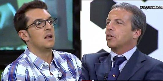 """Látigo Serrano a Cristóbal Soria: """"No hablas andaluz, hablas mal"""""""
