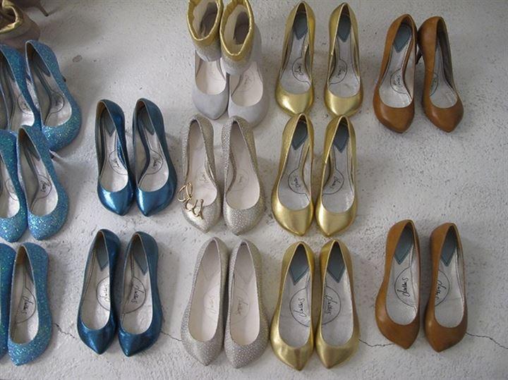 Los zapatos Laetitia's están de vuelta
