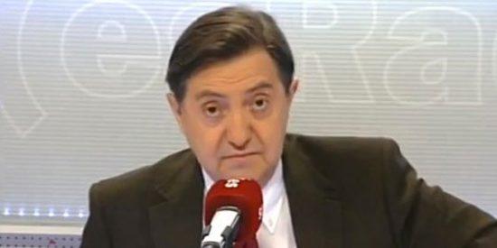 """Losantos: """"Rajoy apuñaló con un articulejo en elpais.cat a miles de catalanes que defendían a España"""""""