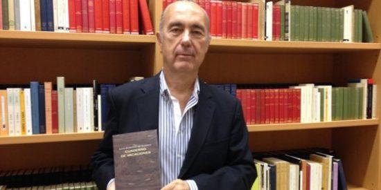 """Luis Alberto de Cuenca: """"Mi obra es Pop porque mezcla lo popular y lo culto, es algo que me divierte mucho fundir"""""""