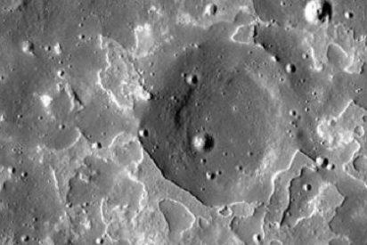 Hallan restos de actividad volcánica en la Luna de hace sólo 50 millones de años