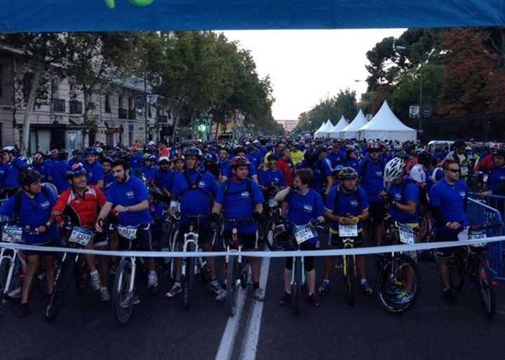 Madrid sitiada por las bicicletas en... ¡La Fiesta de la Bici!
