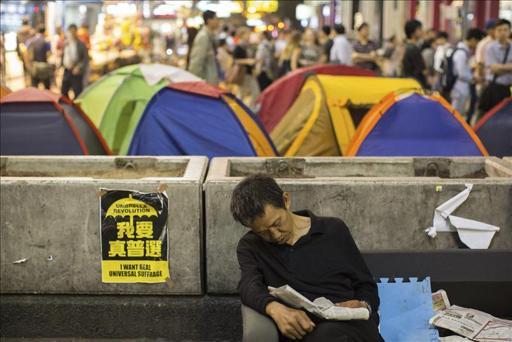 Las religiones se unen a protestas en Hong Kong