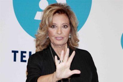 """Maria Teresa Campos al frente de """"¡Qué tiempo tan feliz!"""" durante cinco años"""