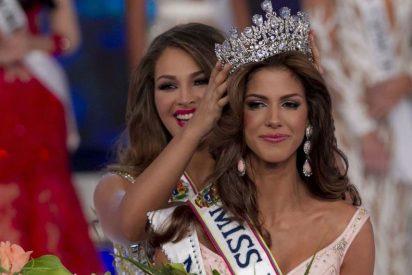 La bella Miss Venezuela posaba desnuda antes de ser coronada como reina