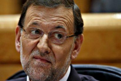 Rajoy se pateó por todo lo alto 14.500 euros yendo en avión militar a un congreso del PP