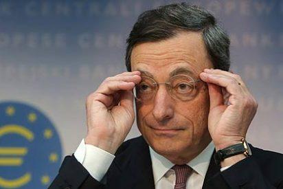 Draghi enmienda la plana y dice que espera que se reanude la recuperación en la eurozona