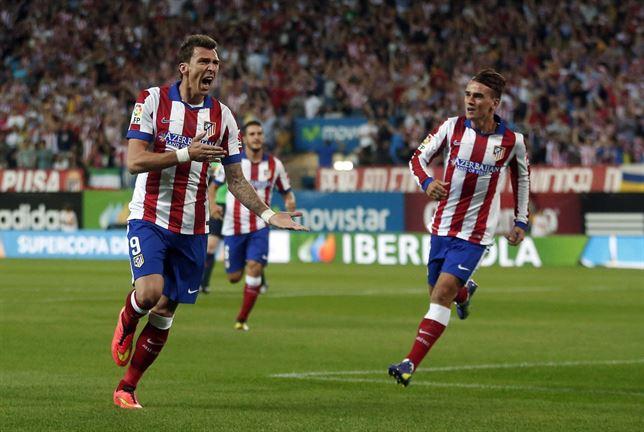 Mandzukic rechazó dinero por jugar en el Atlético de Madrid