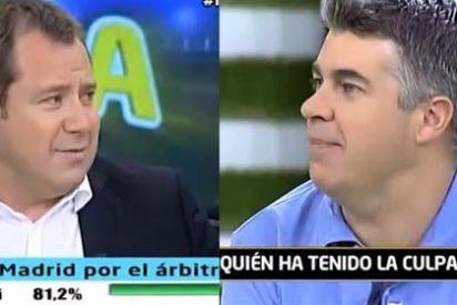 """Enrique Marqués se 'pica' con Julio Pulido: """"No seas jeta, eres un tramposillo"""""""