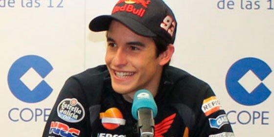 """Marc Márquez, tras su segundo Mundial de MotoGP: """"Cambiaría este título por uno para mi hermano Álex"""""""