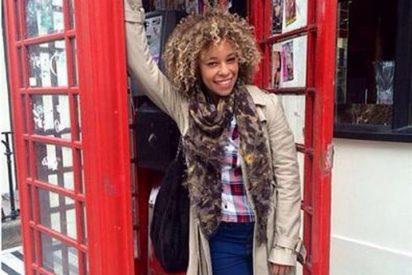 Mary Ruiz disfruta en Londres de su amor