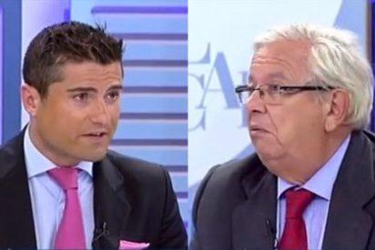 Tensión entre Merlos y Jáuregui por los desvaríos de Podemos sobre el ébola