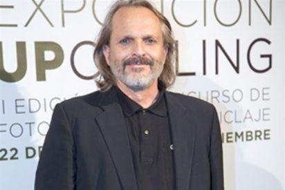 Miguel Bosé y Rudy Fernández se solidarizan con 'Upcycling'