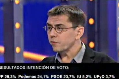 La encuesta de Telecinco, que anda loca por fichar a los de Pablo Iglesias, sitúa a Podemos por delante del PSOE