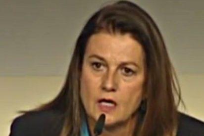 Mónica de Oriol sube el vídeo para probar que no dijo lo que dicen que dijo sino todo lo contrario