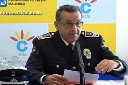 ¿Se irá de rositas el inspector jefe de la Policía Local de Calvià? ¡Sale de la cárcel!