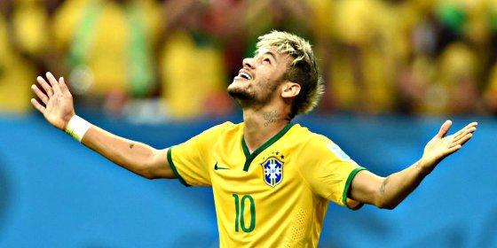 Neymar 'putea' a un amigo al gastar una broma por Twitter