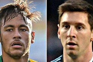 Brasil derrota a Argentina con un gran Neymar y un gris Messi (2-0)