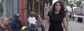 Un centenar de 'piropos' a una mujer en la calle 'calientan' a más de 9 millones de personas