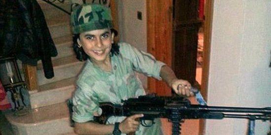 El ISIS convierte en mártir al yihadista más joven: un niño de 10 años muerto en combate