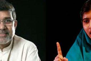 Malala y Ailash Satyarthi ganan el Premio Nobel de la Paz