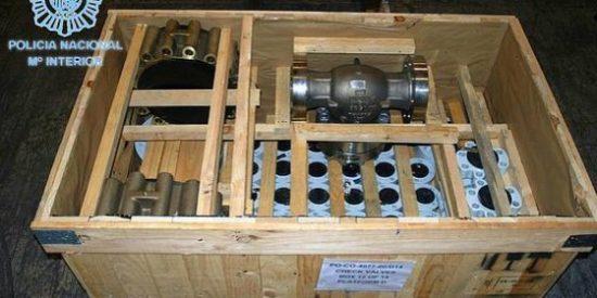 A una fábrica del País Vasco le da por exportar armas de destrucción masiva
