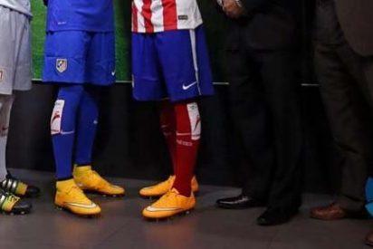 La nueva publicidad que lucirá el Atlético de Madrid