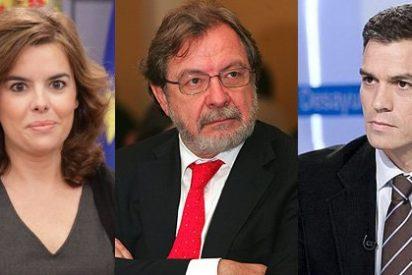Quintano asegura que el ElPais.cat nace por la bendición de la derecha de Soraya y de la izquierda de Sánchez
