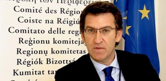 A Feijóo no le constan pagos al PP del empresario Gerardo Crespo