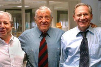 Muere el gran Ben Bradlee, director del 'Washington Post' durante el escándalo del 'Watergate'