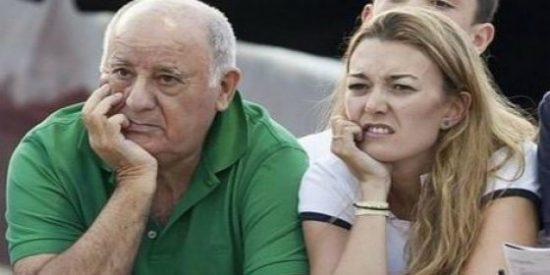 Cobran fuerza los rumores que menos gustan a la hija de Amancio Ortega