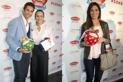 Óscar Higares, Verónica Hidalgo o Charo Reina nos muestran sus 'sonrisas dulces'