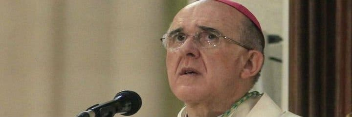 """Carlos Osoro: """"La Iglesia no está perseguida en España"""""""