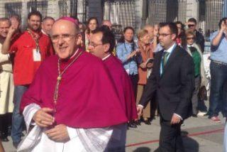 """""""El peregrino"""" ya es arzobispo de Madrid"""