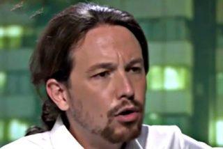 """Pablo Iglesias: """"El PSOE tendrá que elegir entre hacer presidente a Rajoy o a mí"""""""