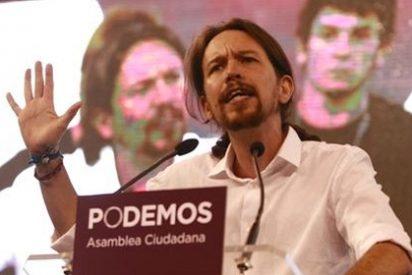 El telepredicador Pablo Iglesias ya tiene vicios de la casta y planea el asalto a Podemos
