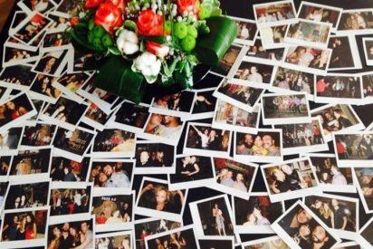 Paco León, recuerda con una foto, su gran cumpleaños rodeado de buenos amigos