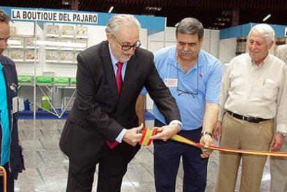 Torremolinos/ Inauguran exposición internacional de aves en el Palacio de Congresos
