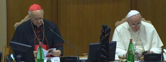 """Lorenzo Baldisseri, secretario del Sínodo: """"El debate está siendo realmente libre"""""""