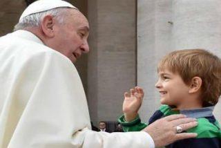 """Francisco: """"Nuestro nombre está en el corazón de Dios"""""""