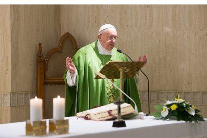 """Papa: """"La salvación está en Jesús, no en los preceptos de los hombres"""""""